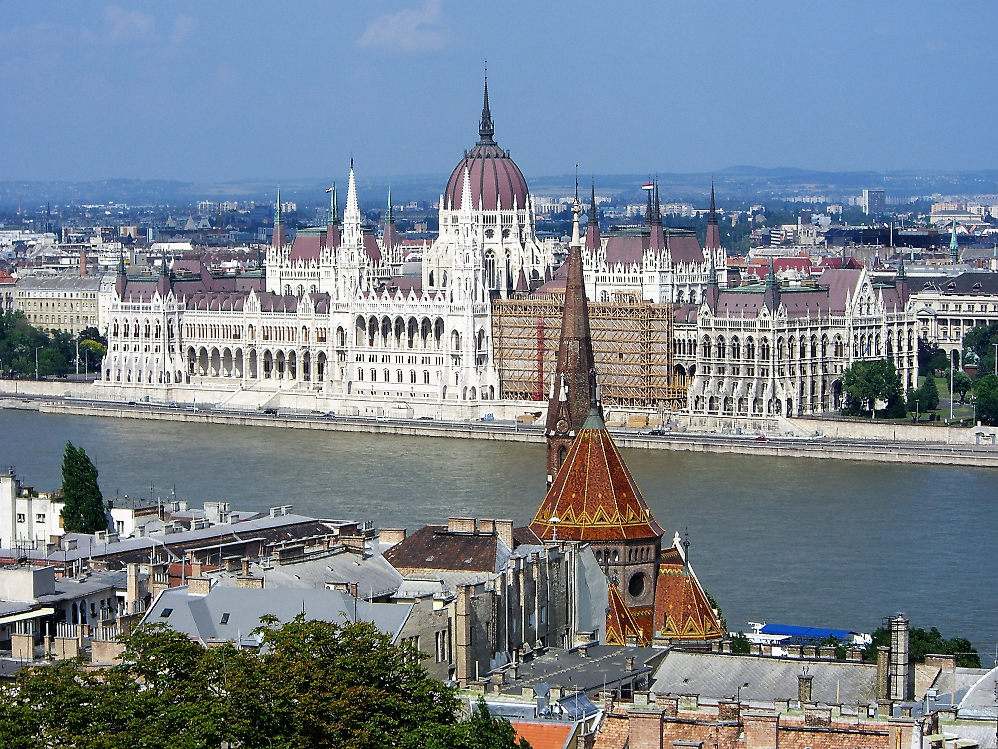 Le Parlement | Budapest, Hongrie | Photo : LP