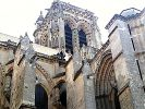 Vous avez dit gothique ? | Cathédrale de Soissons | Picardie, France | Photo : VS