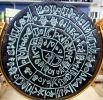 Disque de Phaistos | Crète | Photo : LP