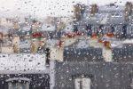 … comme il pleut sur la ville… | Photo : VS